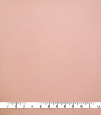 Silky Solids Stretch Chiffon Fabric-Peachskin