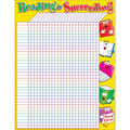 Reading Is Succeeding Incentive Chart, Pack of 12