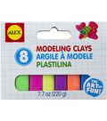 Alex Toys Mini Modeling Clay Set 6 Pcs