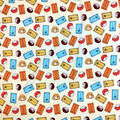 Harry Potter Cotton Fabric-Baby Train Ticket