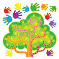Hands in Harmony Learning Tree Bulletin Board Set, 2 Sets