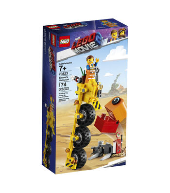 LEGO Movie Emmet's Thricycle! 70823