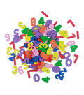 Numbers Adhesive Foam Stickers