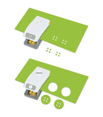 EK Tools Mini punches Button & Holes