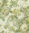 Home Decor 8\u0022x8\u0022 Fabric Swatch-Waverly Spring Bling Cir Platinum
