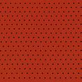 Halloween Cotton Fabric-Halloween Black Dots on Orange