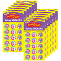 Blowing Bubbles-Bubblegum Stinky Stickers 12 Packs