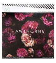 Heidi Swapp Hawthorne 36 sheets 12''x12'' Paper Pad, , hi-res