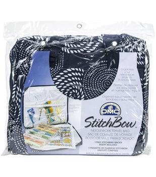 DMC Stitchbow Needlework Travel Bag
