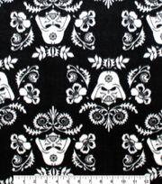 """Star Wars Fleece Fabric 58""""-Vader Floral, , hi-res"""