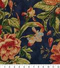 Waverly Multipurpose Decor Fabric-Kensington Bloom Gem