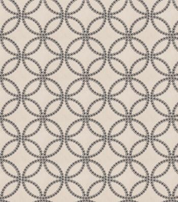 "Eaton Square Lightweight Decor Fabric 51""-Alana/Navy"