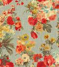 HGTV Home Upholstery Fabric-Garden Odyssey Fog
