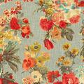 Home Decor 8\u0022x8\u0022 Fabric Swatch-HGTV HOME Garden Odyssey Fog
