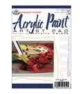 Essentials Acrylic Paint Paper Pad 5\u0022X7\u0022