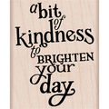 Hero Arts Mounted Rubber Stamp-Bit of Kindness