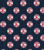 Boston Red Sox Cotton Fabric -Mini Print, , hi-res
