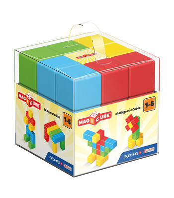 Magicube, 24 Blocks
