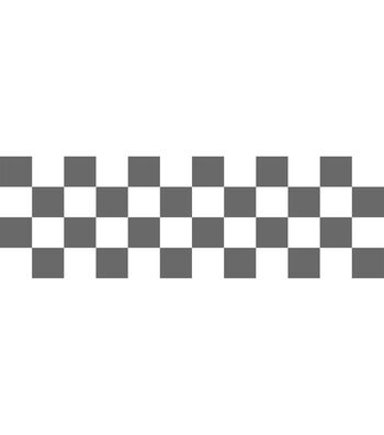 Wall Pops Rally Racers Stripe Decals, 24 Feet