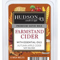 Hudson 43 Candle & Light 6 pk Farmstand Cider Premium Satin Wax Melts