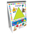 NewPath Learning Exploring Shapes Curriculum Mastery Flip Chart Set