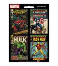 Mini Sticker Set-Marvel