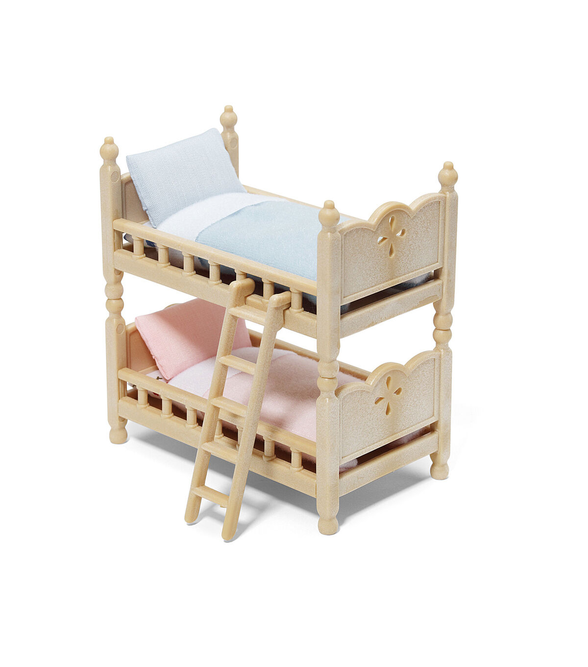 Cheap Wooden Dollhouse Furniture Diy Calico Critters Bunk Beds Set Etsy Doll House Furniture Accessories Joann