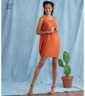 Simplicity Pattern 8379 Misses\u0027 Knit Dress-Size A (XXS-XS-S-M-L-XL-XXL)
