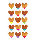 Sticko Classic Stickers Color Dipped Hearts