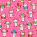 Super Snuggle Flannel Fabric-Mariachi Dog