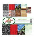 Reminisce Farm Fresh 12\u0027\u0027x12\u0027\u0027 Kit