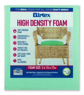 """Airtex High Density Chair Pad-2""""x15""""x17"""""""