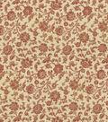 Home Decor 8\u0022x8\u0022 Fabric Swatch-Covington Courtney 428 Raspberry