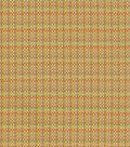 Waverly Upholstery Fabric 54\u0022-Geometrique/Clay