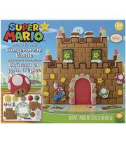 Wilton Super Mario Gingerbread Castle, , hi-res
