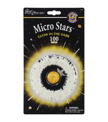 Glow In The Dark Pack-Micro Stars