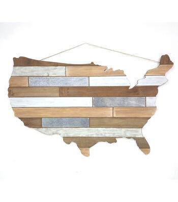Patio Oasis USA Figural Wall Decor