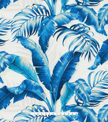 "Tommy Bahama Outdoor Decor Fabric 54""-Palmiers Caribbean"