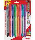 Pentel R.S.V.P. Medium Ballpoint Pens-Assorted Colors