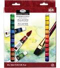 Watercolor Paints 12ml 24 Pack-Assorted Colors