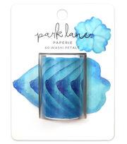 Park Lane Paperie 60 pk 50 mm Washi Petals-Blue, , hi-res