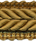 Wav 3/4 Braided Gimp 12yd Old Gold