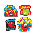 Appealing Apples Mixed Shapes Stinky Stickers 6 Packs