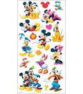 EK Success Disney Large Flat Sticker-Mickey & Friends