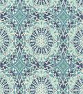 Keepsake Calico Cotton Fabric -Cenatory Teal