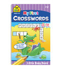 My First Crosswords Little Busy Books