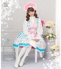 Simplicity Pattern 8444 Misses\u0027 Lolita Costume-Size D5 (4-6-8-10-12)