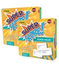 Edupress Super Score Game Place Value, Grades 2-3, Pack of 2