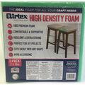 Airtex 2\u0022x16\u0022 High Density Foam Chair Pads 2pk-Square