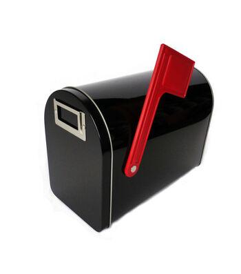 Mailbox Medium Black